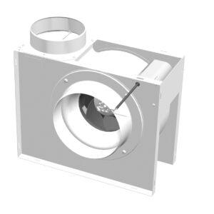 Ventiladores Centrífugos de Simple Aspiración Serie CKB-N