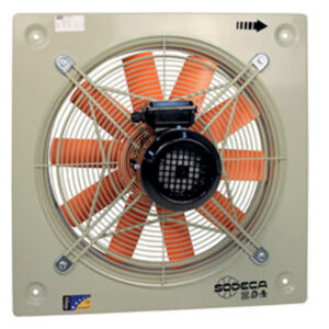 Ventiladores helicoidales HC
